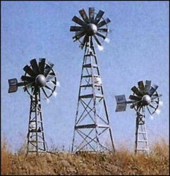 Three Windmills